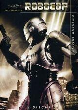 Robocop Paul Verhoeven Weller Nancy Allen (1987) Director Edition MGM 2 DVD