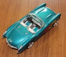 WELLY 1967 CHEVY CORVETTE 1/24 DIECAST CAR