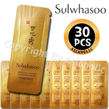 Sulwhasoo Capsulized Ginseng Fortifying Serum 1ml x 30pcs (30ml) Sample Newist