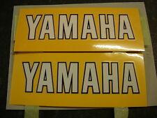 YAMAHA rd250lc rd350lc'81 Serbatoio Logo Emblema FUELTANK ORIGINALE