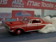1963 DODGE MAX WEDGE 426 HEMI POLARA COLLECTIBLE MOPAR 1/64 SCALE DIORAMA MODEL