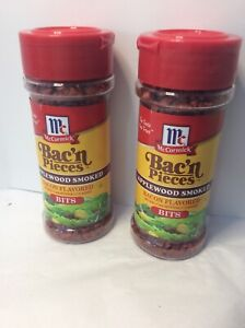 McCormick Bac'n Pieces Applewood Smoked (Lot Of 2)