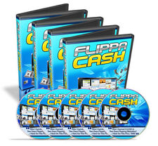Generate Serious Cash; Website Flipping Business, Ultimate Buying & Selling (CD)