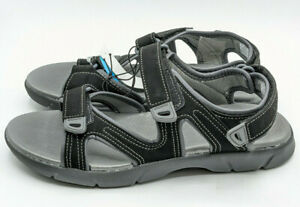 Khombu Ladies Women's Evelyn Outdoor Black Hiking Sandals - Pick your Size
