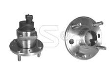 Radlagersatz Hinterachse - GSP 9400049