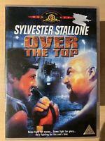 Sobre el Top DVD 1987 Stallone Brazo Wrestler Trucker Conductor Película Clásica