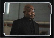 MARVEL - THE AVENGERS - STICKER COLLECTION - No 21 - NICK FURY - By PANINI