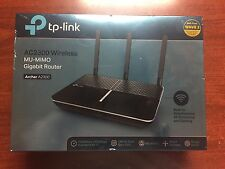 TP Link Archer A2300/C2300 AC2300 Wireless MU-MIMO Gigabit Router NEW