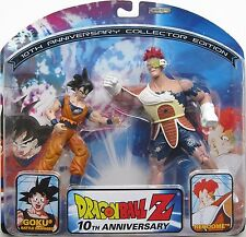 Dragonball Z BATTLE DAMAGED GOKU vs. RECOOME (10TH ANNIVERSARY) ACTION FIGURES
