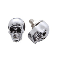 Number Plate / Licence Plate Bolt Skull (4-p[ack) Truck Show LH LX HQ XY XW