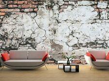 Concrete Wall   Photo Wallpaper Wall Mural DECOR Paper Poster Free Paste