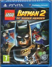 LEGO BATMAN 2: DC SUPER HEROES GAME PS Vita Sony Playstation ~ NEW / SEALED