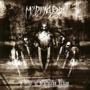MY DYING BRIDE - A LINE OF DEATHLESS KINGS CD