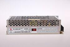 S-150-24 DC/24V 6.5A Metal Housing Switching Power Supply Converter 1PCS