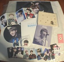 BTS JUNGKOOK OFFICIAL FANSITE GOODS Photobook+Photocards+Pouch