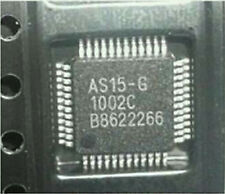 1 x AS15-G AS15G QFP-48 Original E-CMOS LCD Power Chips NUOVO e BLISTERATO