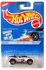 1996 Hot Wheels #406 Sports Car series #3 Shelby Cobra 427 S/C