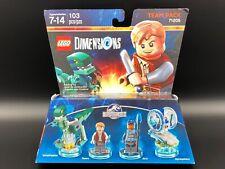 Lego - 71205 - Dimensions - Team Pack Jurassic World 🦖 - New & Sealed - Retired