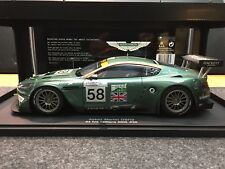 ASTON MARTIN DBR9  24h Le Mans 2005 #58 1:18 Auto Art