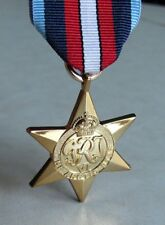 British & Commonwealth The Arctic Military Campaign Star Medal WWII WW2
