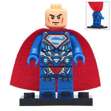 Lex Luthor Superman - Marvel DC Universe Figure For Custom Lego Minifigures