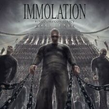 Immolation - Kingdom of Conspiracy [New CD]