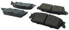Posi-Quiet Ceramic Disc Brake Pad w/Shims & Hardware-Preferred fits 2007-2009 GM