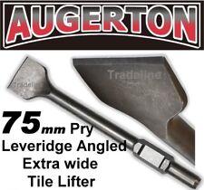 Jack Hammer EXTRA WIDE Leveridge chisel Jackhammer 75m. Tile Lifter Chipper