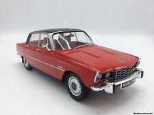Rover 3500 V8 RHD 1974  rot /matt-schwarz  1:18 MCG