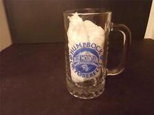 BLUE MOUNTAIN BREWERY HUMPBOCK OKTOBERFEST GLASS BEER MUG VIRGINIA  (AW)