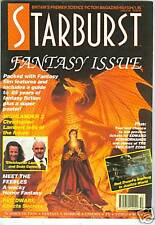 Starburst #153 1991  Highlander 2, Red Dwarf special effects