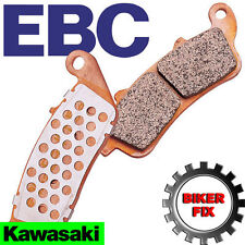 KAWASAKI GPZ 1000 RX (A1-A3) 86-88 EBC FRONT DISC BRAKE PAD PADS FA085HH x2
