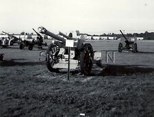 WWII German Captured Artillery- APG MD- Cannon- AA Gun- ATG- 1950s- #6