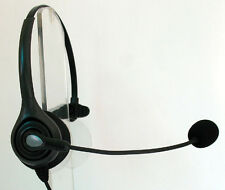 Call center headset for Comdial Commander NT 40 Grandstream Pocket8 Polycom