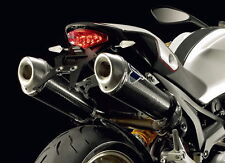 2X LED INDICATOR SPIDER CLEARGLAS DUCATI Monster 696 1100 Hypermotard S 1198 S
