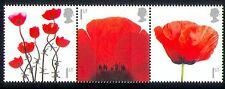 GB 2008 Lest We Forget/Poppies/Soldiers/Army/War/Flowers stp (n28682a)