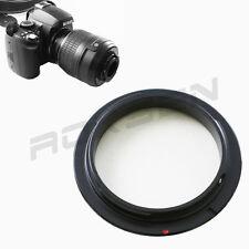55MM 55 MM Macro Reverse Lens Adapter for CANON EOS EF MOUNT SLR DSLR camera