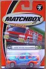 Matchbox Cars Land Rover Freelander 1:64 (2001) NEW