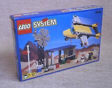 "LEGO # 6444 "" Outback Airstrip "" NIB 1997 DENMARK NEW VTG"