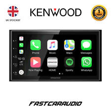 "KENWOOD DMX-7018DABS 6.8"" MECHLESS APPLE CARPLAY ANDROID AUTO DAB DOUBLE DIN"