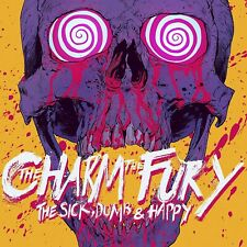 THE CHARM THE FURY - THE SICK,DUMB & HAPPY   LIMITED DIGIPAK  CD NEW!