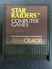 STAR RAIDERS GAME CARTRIDGE FOR ATARI 400/800/800XL/1200XL/XE