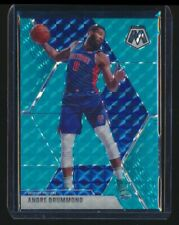2019-20 MOSAIC TEAL /15 ANDRE DRUMMOND PISTONS