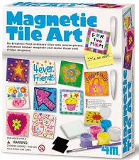 4M 4563AM Magnetic Mini Tile Art NEW, Free Shipping