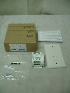 Edwards EST SIGA-CR Control Relay Module New-In-Box, Unused