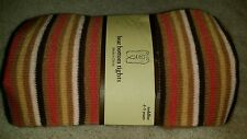 NWT BABY GAP GIRLS TREEHOUSE STRIPED TIGHTS 12-24 MONTHS