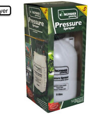 Garden Weed Pressure Sprayer 5L Manual Pump Bottle Weed Fungal Insect Pest Spray