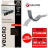 Velcro Brand Tape 4 Ft x 1 Inch Industrial Strength And Adheres To Most Surfaces