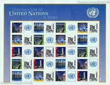 UNO WIEN - 2011 GRUSSMARKEN BOGEN GREETINGS 719-23 NATIONAL 0,62 - S 42
