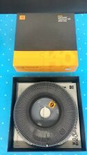 Kodak 140 Slide Tray Carousel Boxed Tested Working Clean Multiples Available